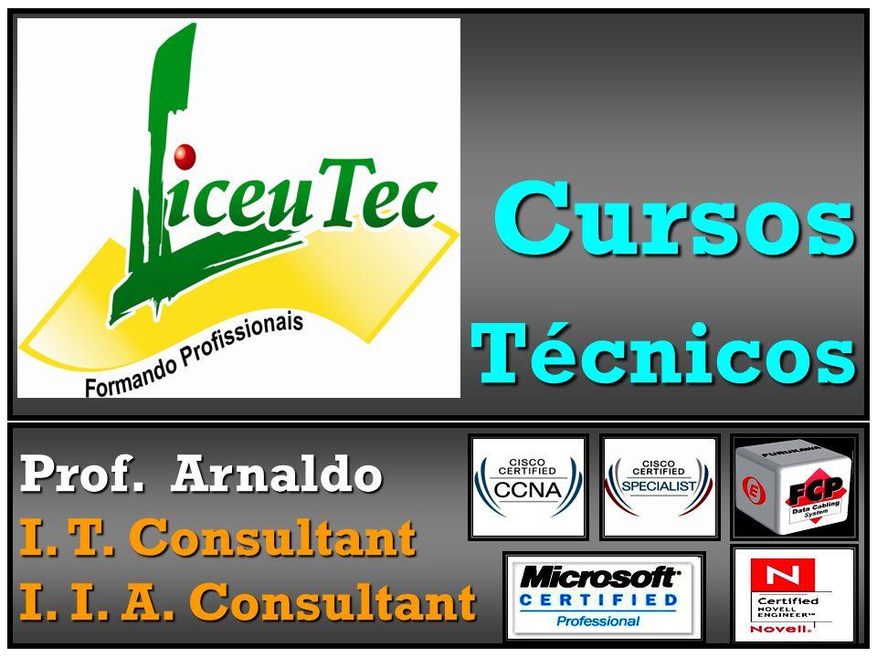 FORMAÇÃO PROFISSIONAL PRINCIPAL Técnico em Eletrotécnica – E.