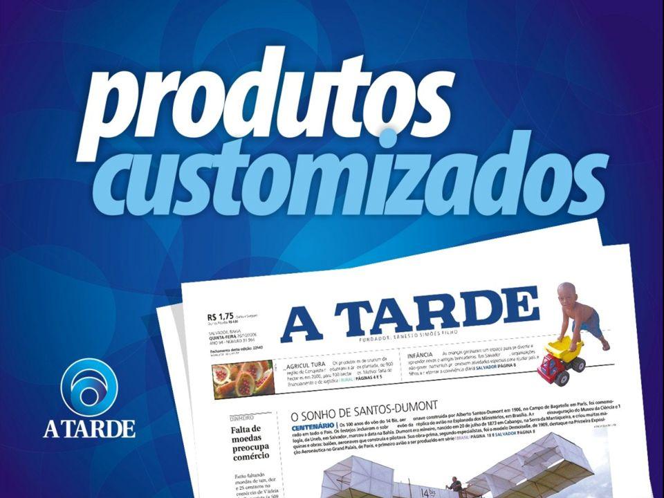 Anunciar no jornal mais lido da Bahia já é uma garantia de que o seu produto ou cliente será visto por milhares de leitores, ou seja, um ótimo investimento em mídia.