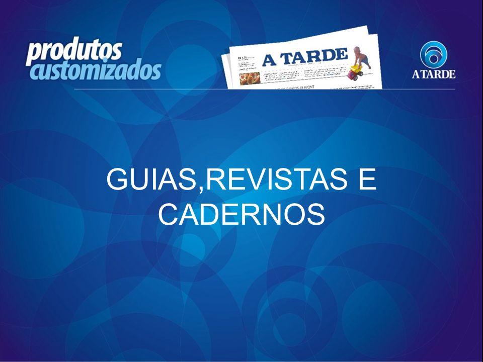 GUIAS,REVISTAS E CADERNOS