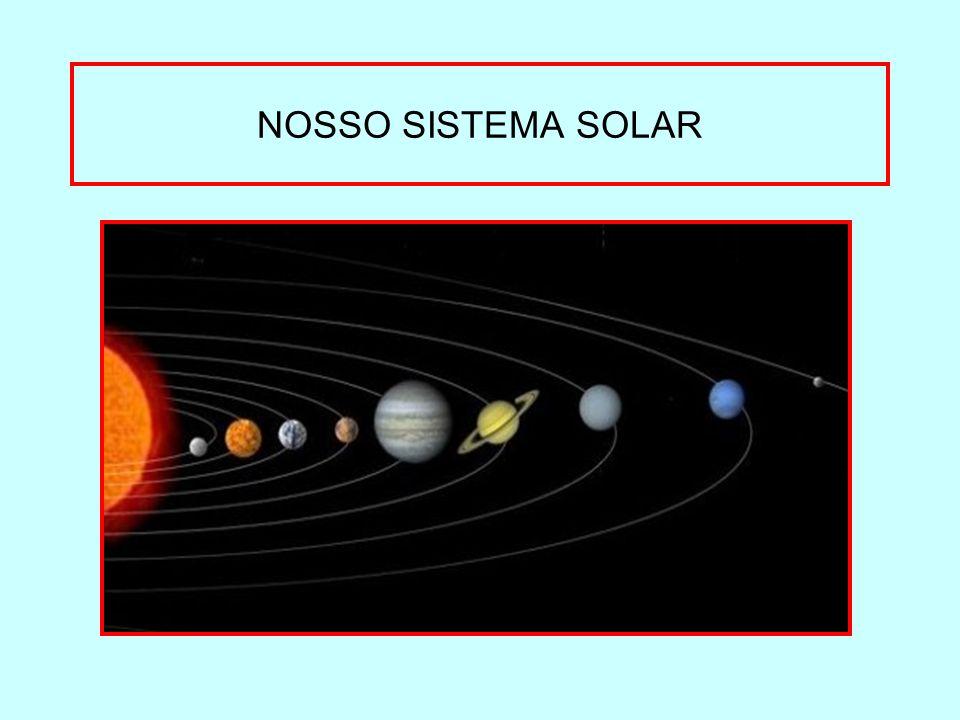 NOSSO SISTEMA SOLAR