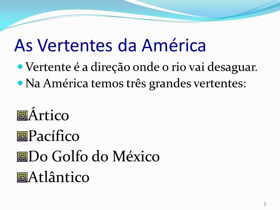 A América do Sul é pobre em lagos.