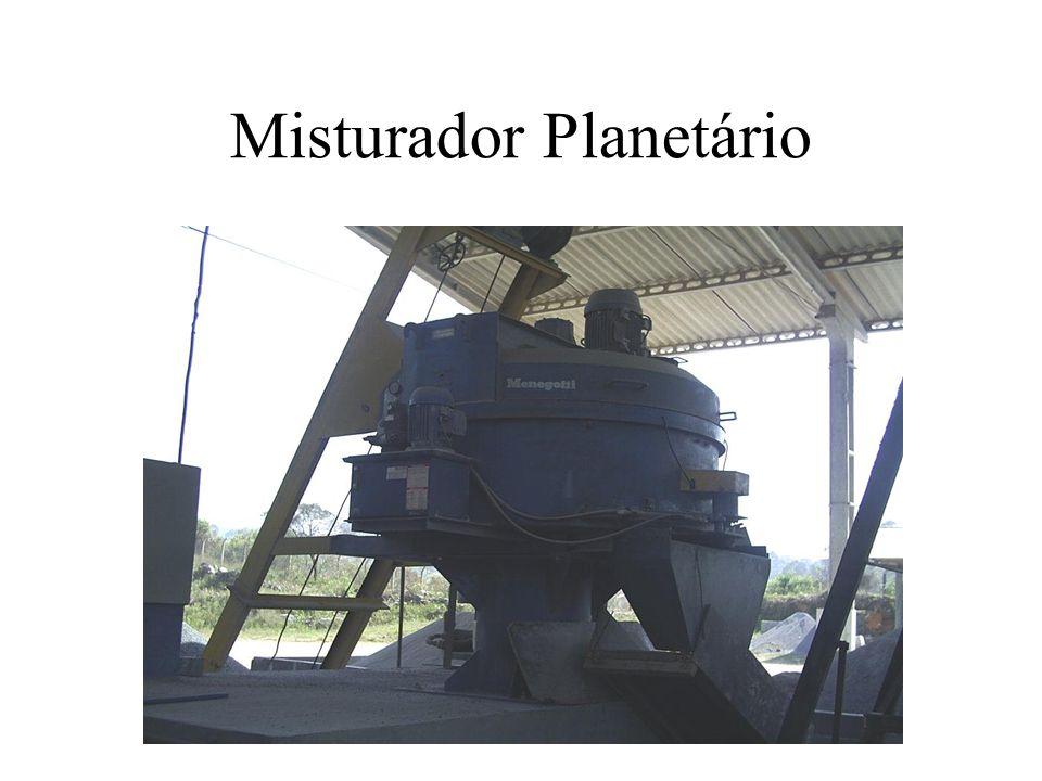Misturador Planetário