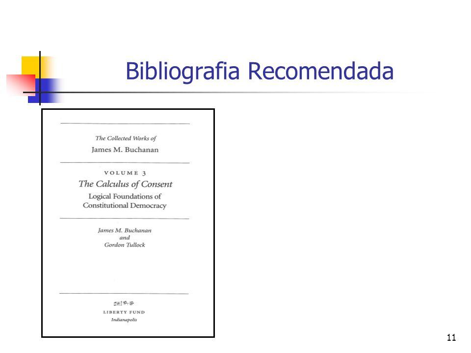 11 Bibliografia Recomendada