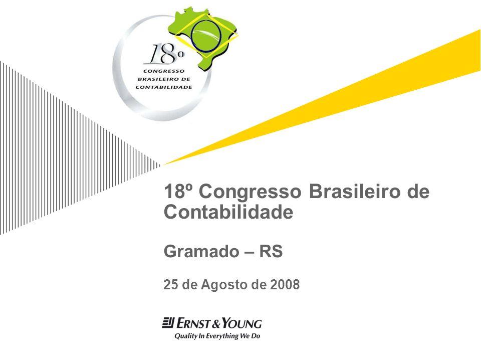 Abordagens do Fair Value (Valor Justo) no BrasilPágina 10 Cenário Internacional - O que existe hoje.