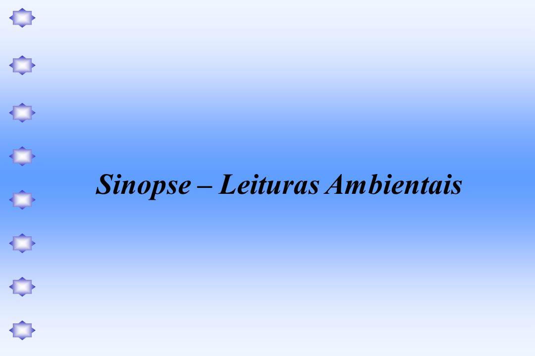 Sinopse – Leituras Ambientais