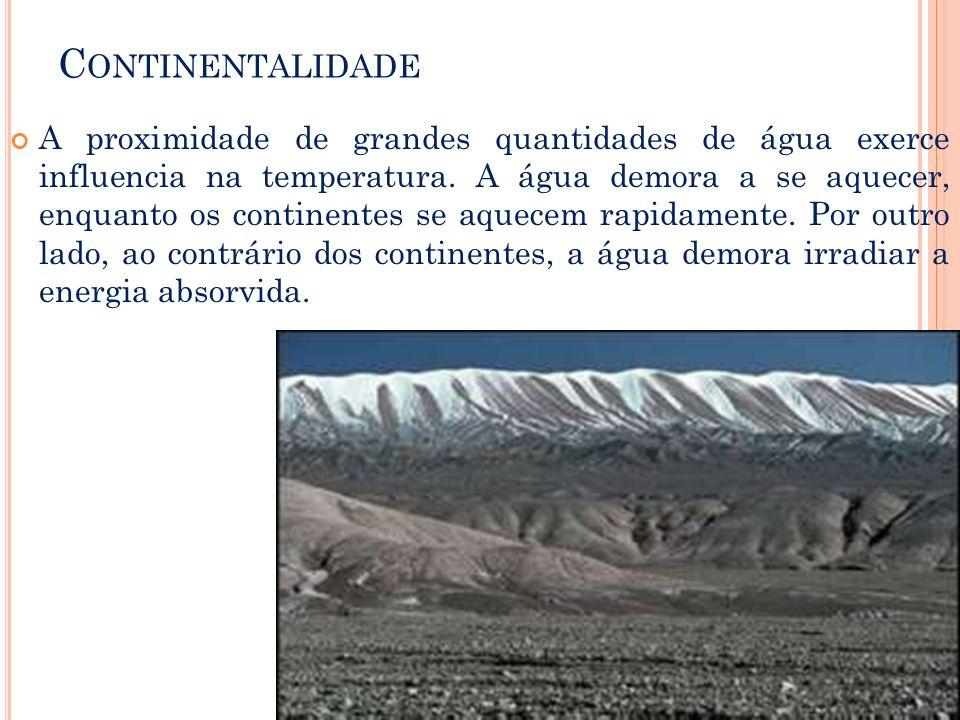 C LIMA S EMI -Á RIDO Clima de transição, caracterizado por chuvas escassas e mal distribuídas ao longo do ano.