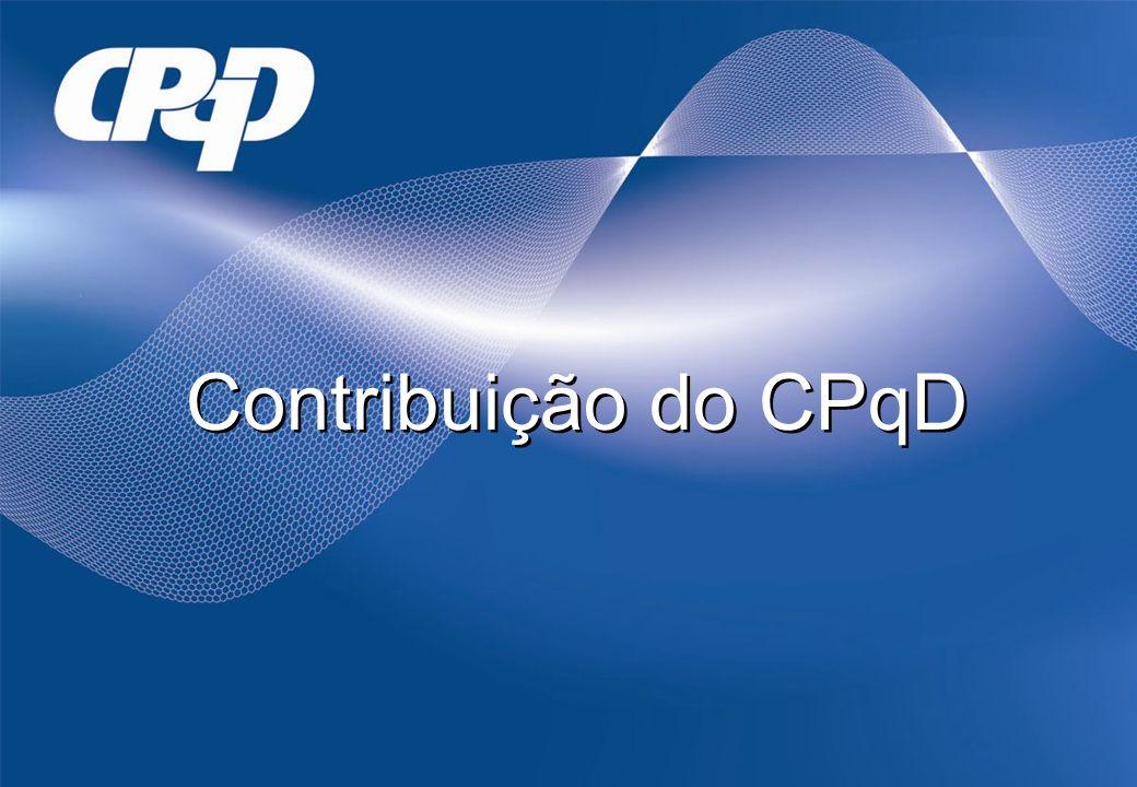 Contribuição do CPqD