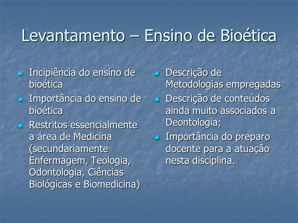 Desafios da formação moral e ética dos profissionais de saúde (REGO, ROSITO, YAMADA, 2007) formação de pessoas comprometidas com o diálogo, respeitado