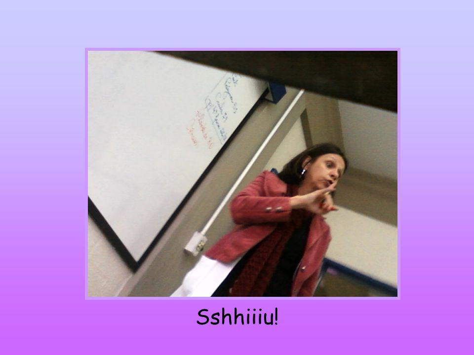 Sshhiiiu!