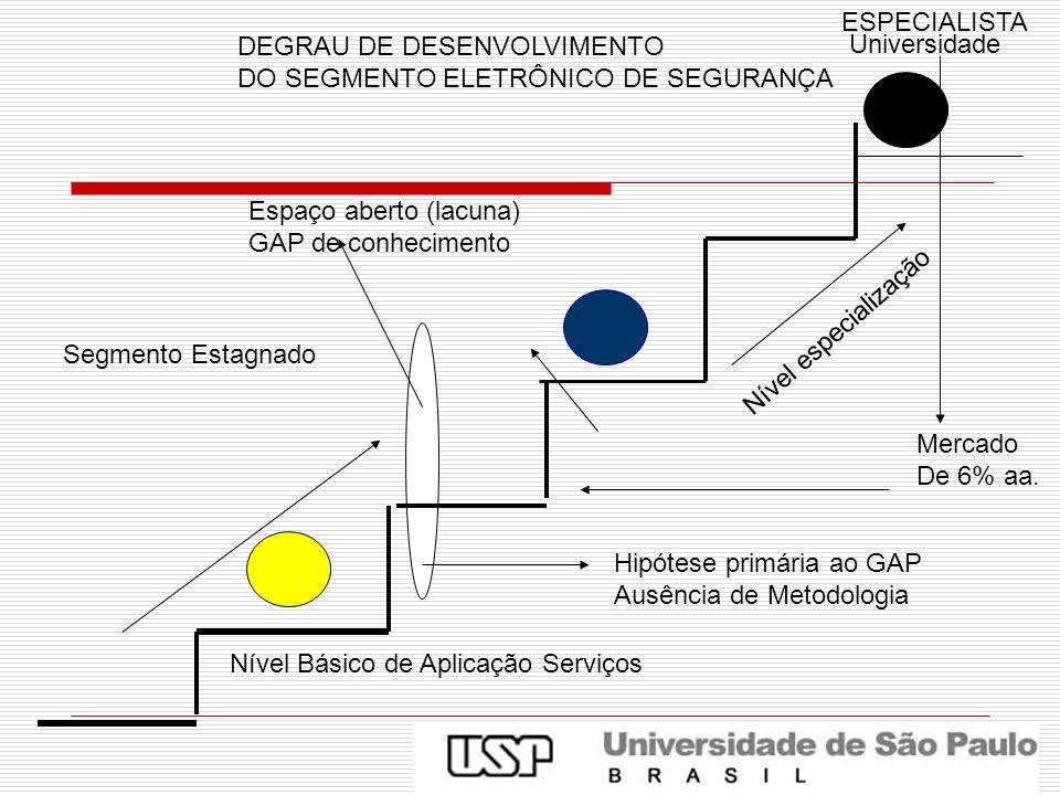 Soluções prováveis para o segmento 2010 -2024 Planejamento estratégico de reposicionamento do mercado Treinamento/ produção de conhecimento Especialização Investimentos em qualidade Gestão Domínio de tecnologia Conhecimento de operações