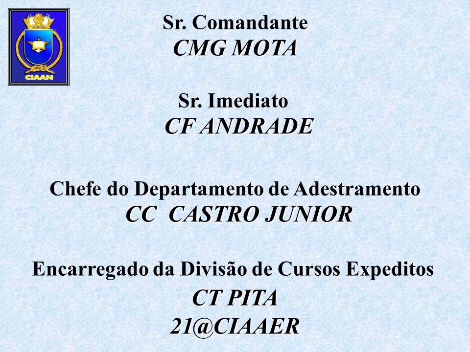 Sr.Comandante CMG MOTA Sr.
