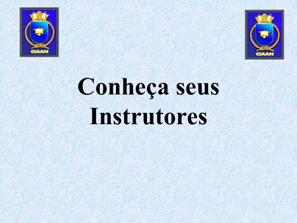 Conheça seus Instrutores
