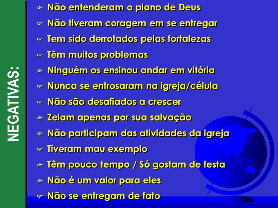 4.ALCANÇAR A ESTATURA ESPIRITUAL DE CRISTO.