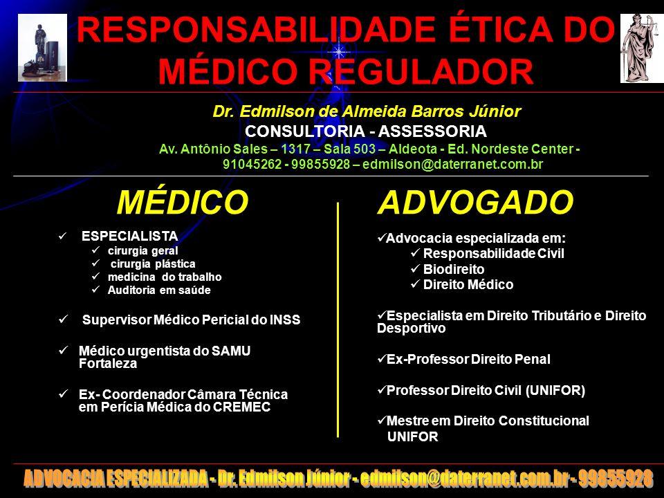 1 MÉDICO ESPECIALISTA cirurgia geral cirurgia plástica medicina do trabalho Auditoria em saúde Supervisor Médico Pericial do INSS Médico urgentista do