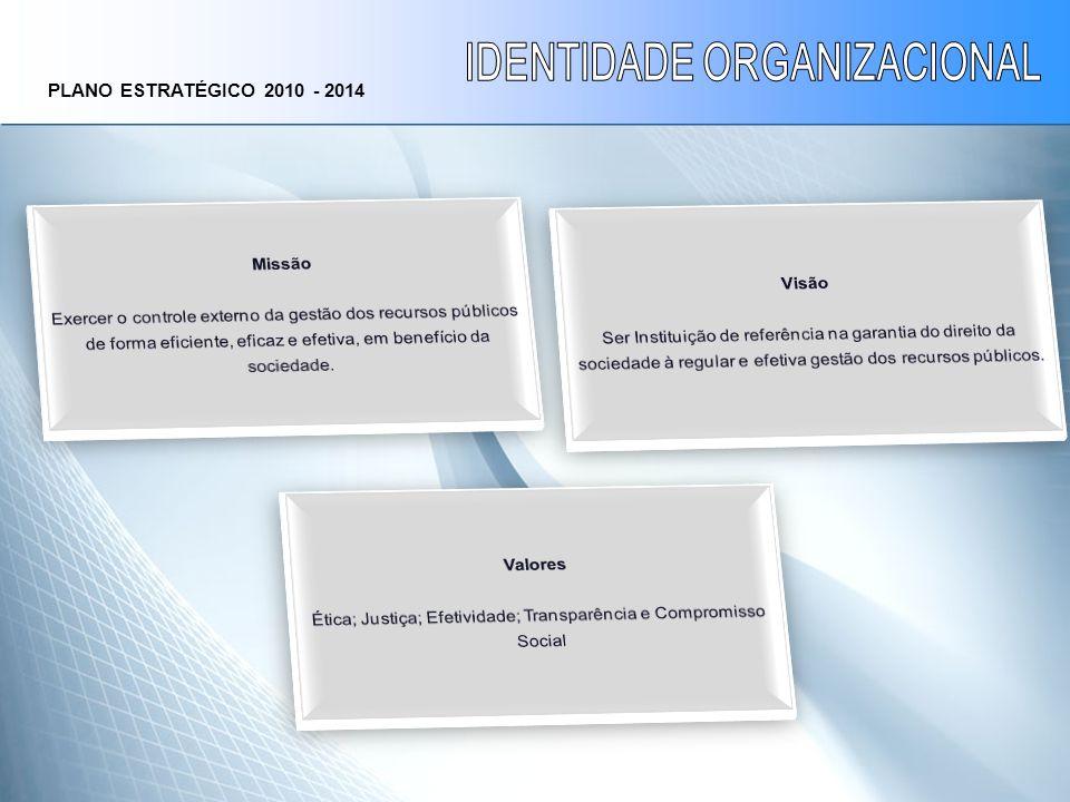 PLANO ESTRATÉGICO 2010 - 2014