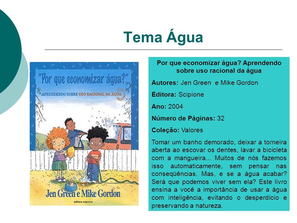 Texto: Conscientização ecológica Autoras: Gerusa R.