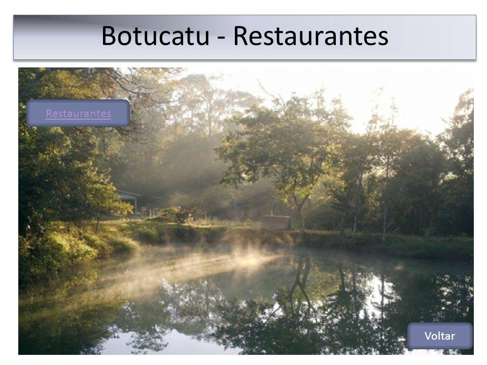 Voltar Botucatu - Restaurantes Restaurantes