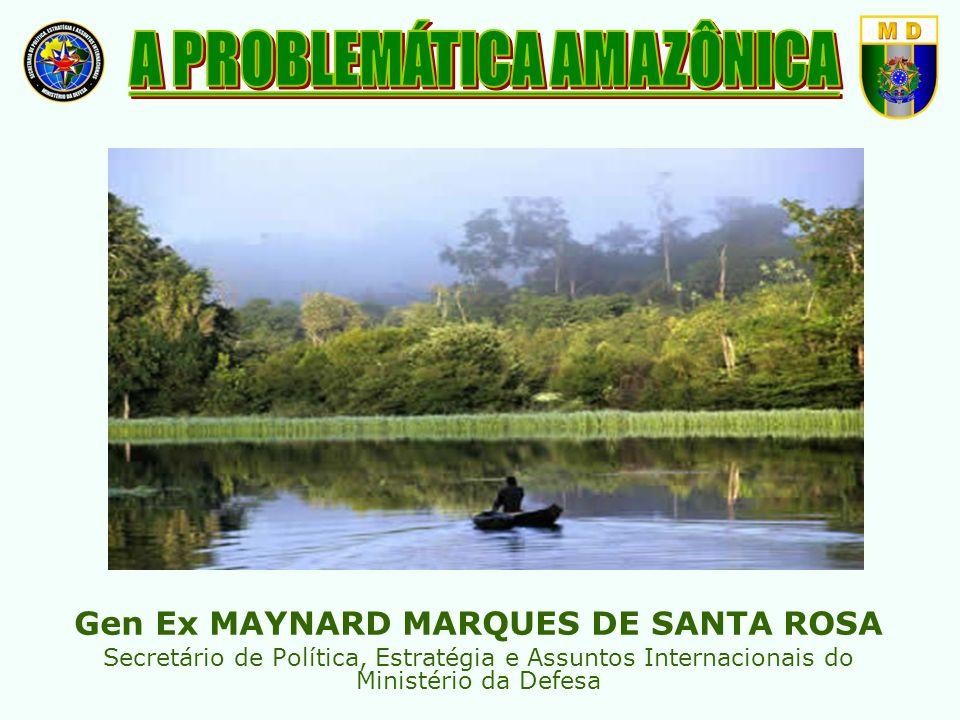DESENVOLVIMENTO SUSTENTÁVEL: - O Projeto Urucu (Petrobras) é referência internacional.