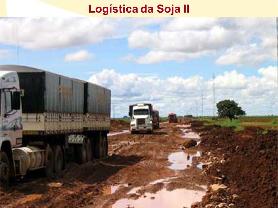 Logística da Soja II