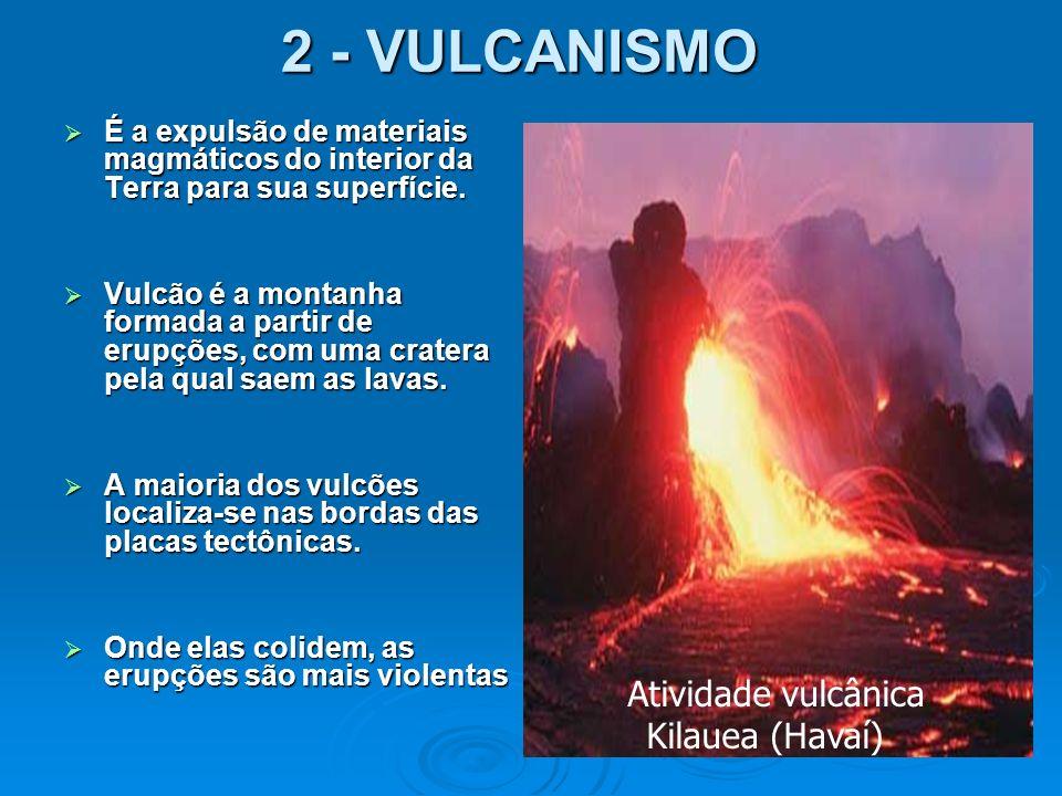 3 - ABALOS SÍSMICOS OU TERREMOTOS São movimentos naturais da crosta terrestre que se propagam por meio de vibrações.