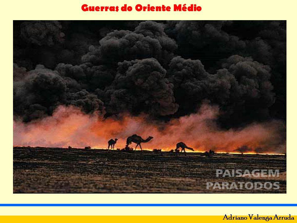 Guerras do Oriente Médio Adriano Valenga Arruda