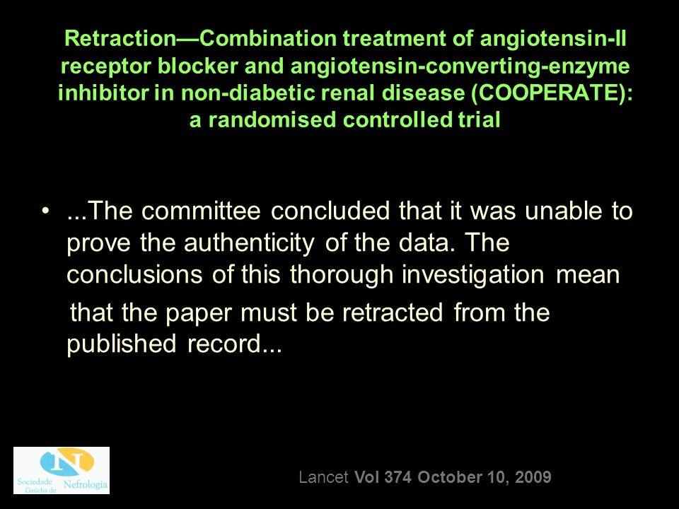 Ensaios clínicos – Prevenção do diabete IECA e BRA: novos casos DM2 (meta-análise retrospectiva) (Abuissa et al, J Am Coll Cardiol 2005) IECA sem efeito surgimento de DM2 (único prospectivo) (DREAM, N Engl J Med 2006)