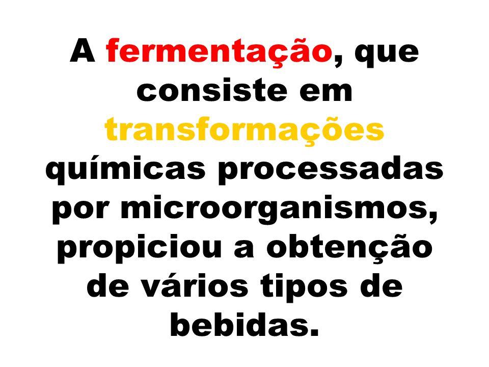 A obtenção dos corantes envolve várias transformações.