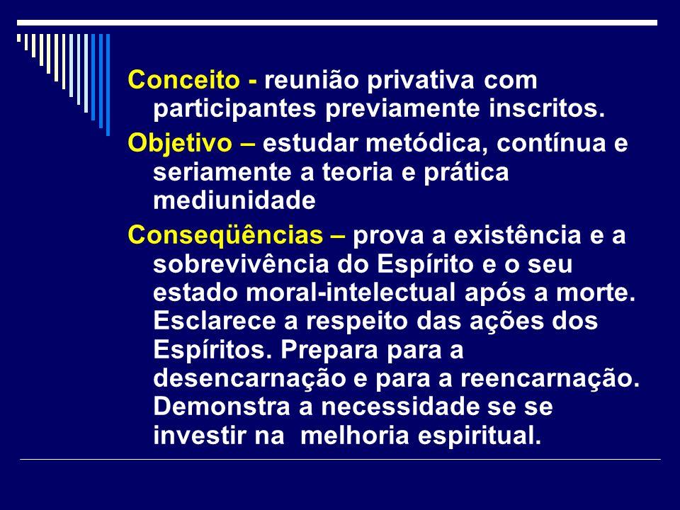 PROGRAMA I FUNDAMENTAÇÃO ESPÍRITA PRÁTICA Princípios doutrinários espíritas – revisão Não há Introdução ao estudo da mediunidadePrece.