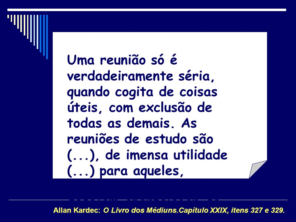 CURSO DE ESTUDO E PRÁTICA DA MEDIUNIDADE IV.