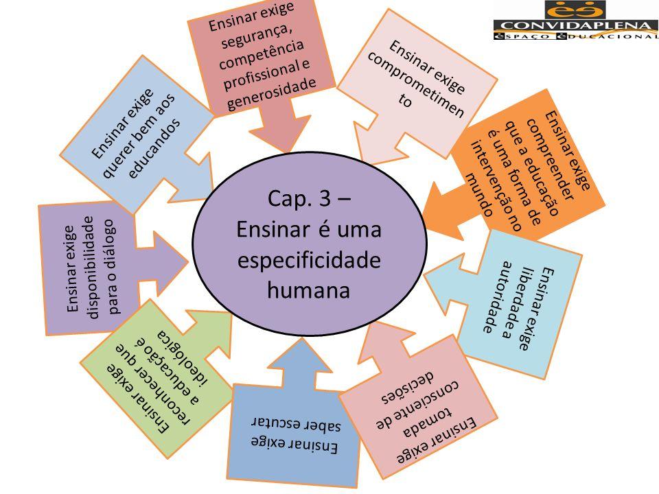 3.1 – Ensinar exige segurança, competência profissional e generosidade Portaria publicada no Diário Oficial da União desta segunda-feira, 24,...