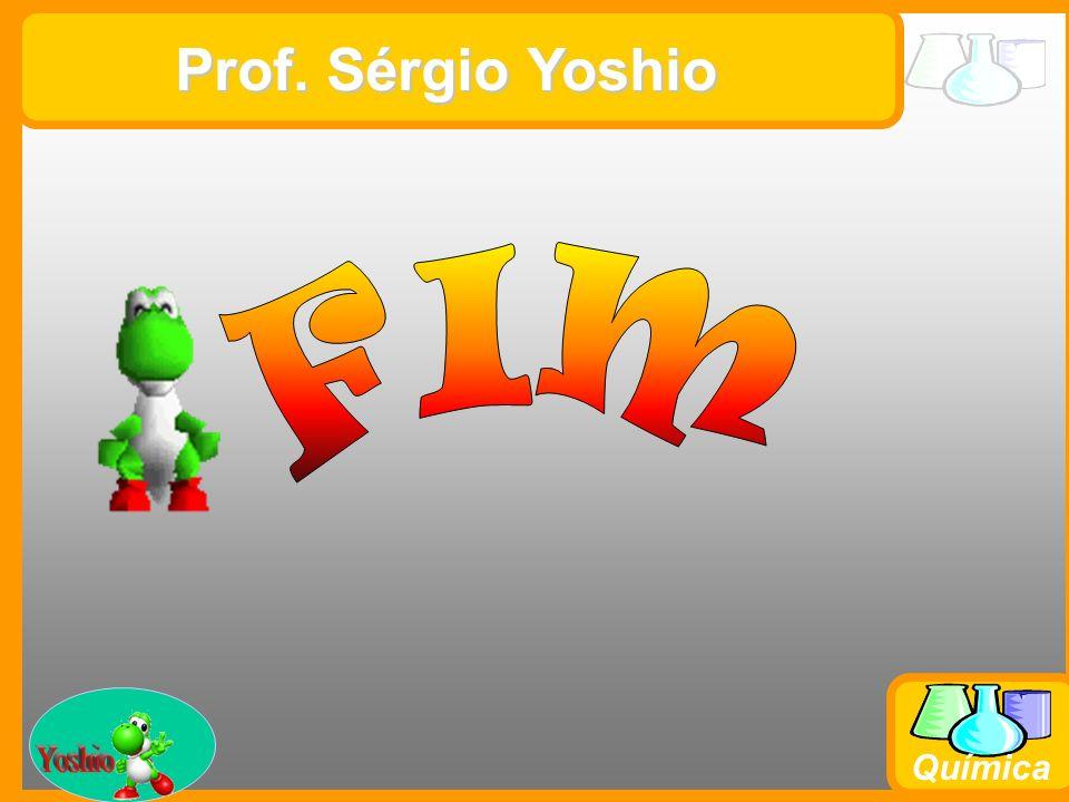 Prof. Busato Química Prof. Sérgio Yoshio