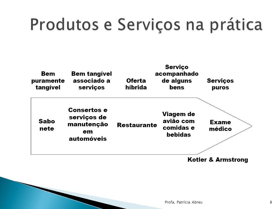 Atualmente, nas economias mais desenvolvidas, o setor de serviços é o predominante.