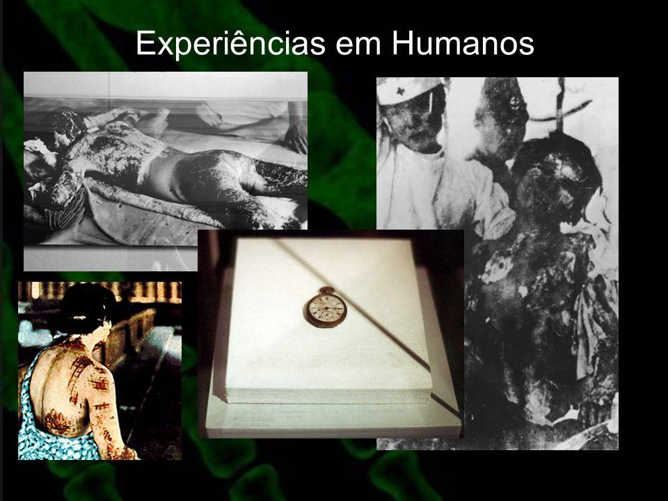 Experiências em Humanos