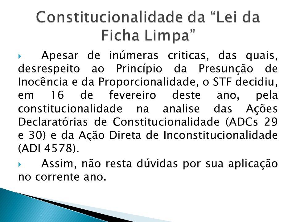 OBRIGADO DANIEL CARVALHO OLIVEIRA, advogado, Professor, Membro da Comissão de Direito Eleitoral da OAB-PI e Presidente do Instituto Piauiense de Direito Eleitoral.
