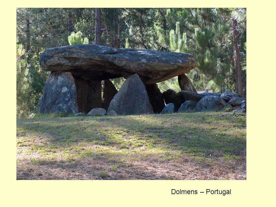 Dolmens – Portugal