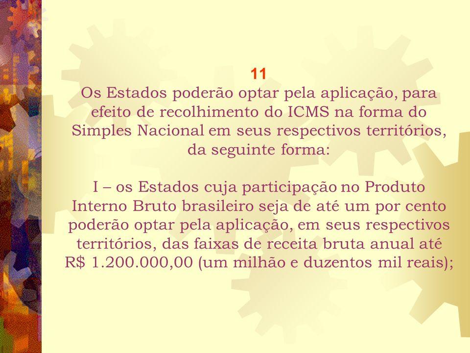 Na hipótese em que o Estado, o Município ou o Distrito Federal concedam isenção ou redução do ICMS ou do ISS devido por microempresa ou empresa de peq