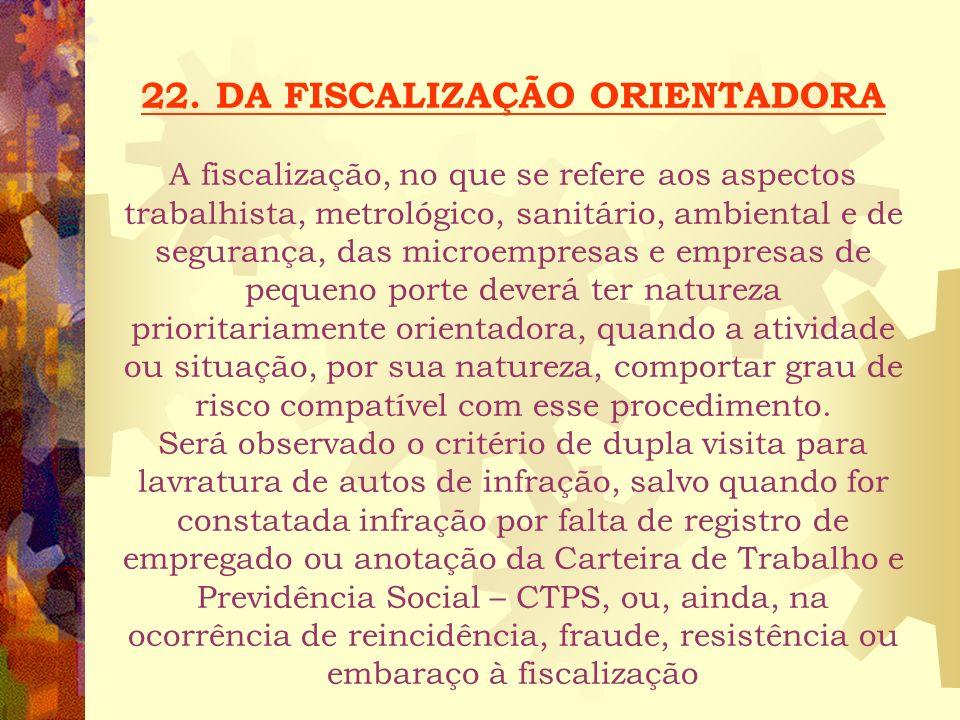21. Do Acesso à Justiça do Trabalho É facultado ao empregador de microempresa ou de empresa de pequeno porte fazer-se substituir ou representar junto