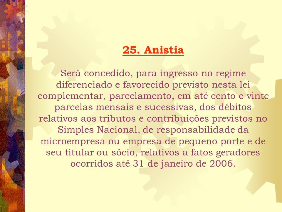 24. Disposições finais O Ministério do Trabalho e Emprego, a Secretaria da Receita Federal, o Instituto Nacional do Seguro Social (INSS), os Estados,