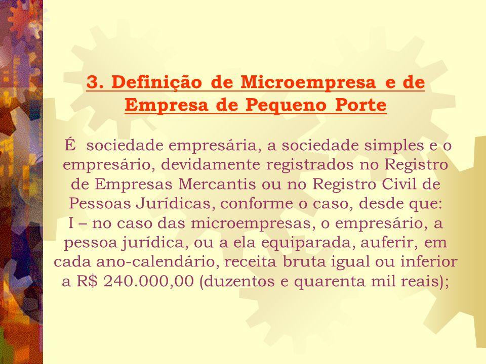 II - Fórum Permanente das Microempresas e Empresas de Pequeno Porte, com a participação dos órgãos federais competentes e das entidades vinculadas ao