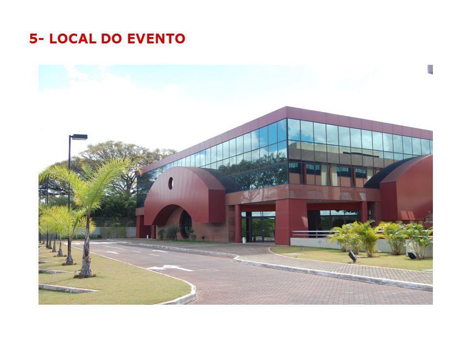 5- LOCAL DO EVENTO