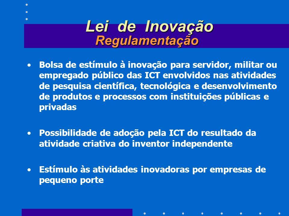 Utilização da infra-estrutura de pesquisa com empresas nacionais e organizações de direito privado sem fins lucrativos voltadas à atividade de pesquis