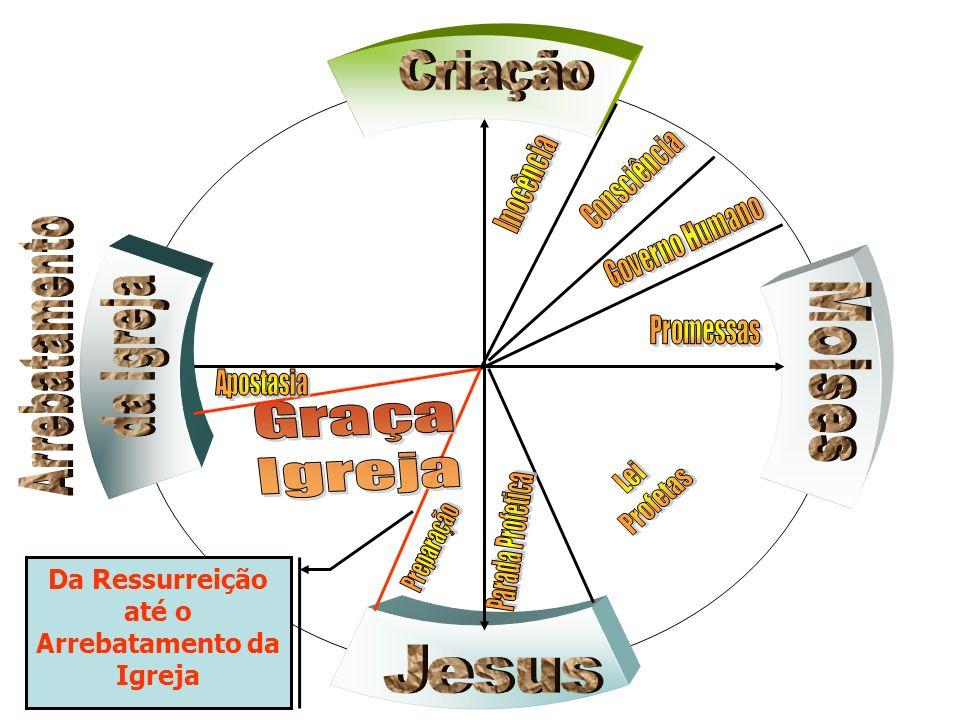 Veiculo pelo qual Deus opera na Dispensação da Graça Um povo tirado para fora do mundo Atos 15.14 Ef.