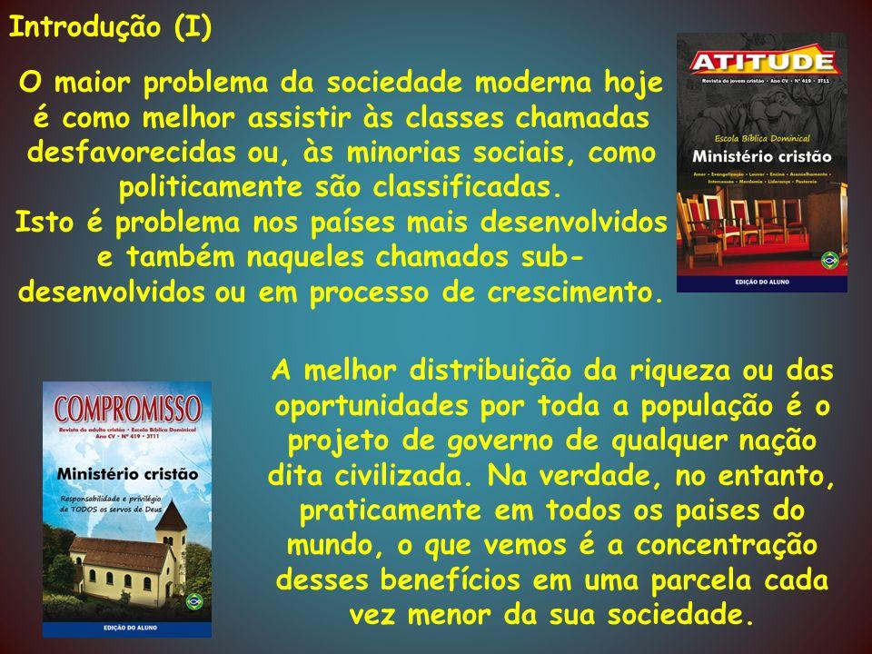Ministério Cristão 6) A necessidade do amor Cl 3.12-17 12.