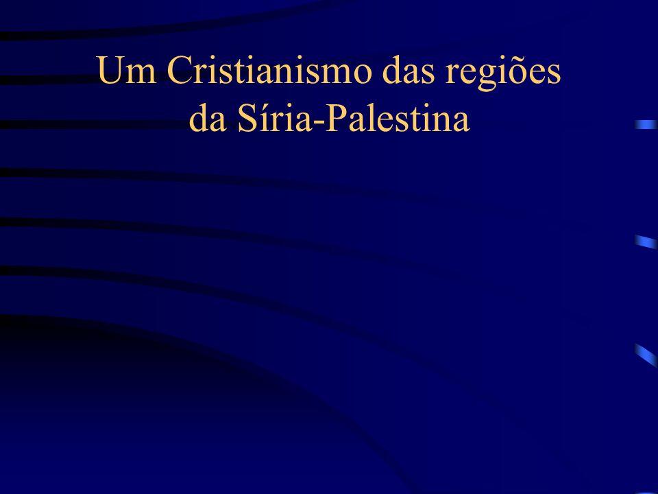 O evangelho de Marcos pertence a história dos cristianismos originais siríaco- palestinos da segunda metade do século I dC.