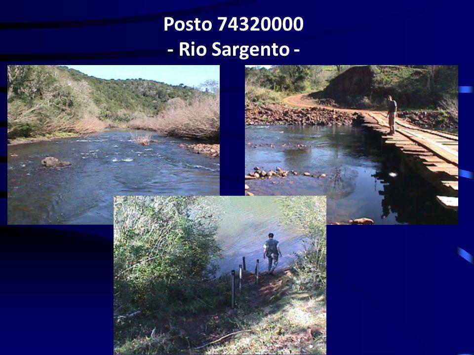 Posto 74320000 - Rio Sargento -