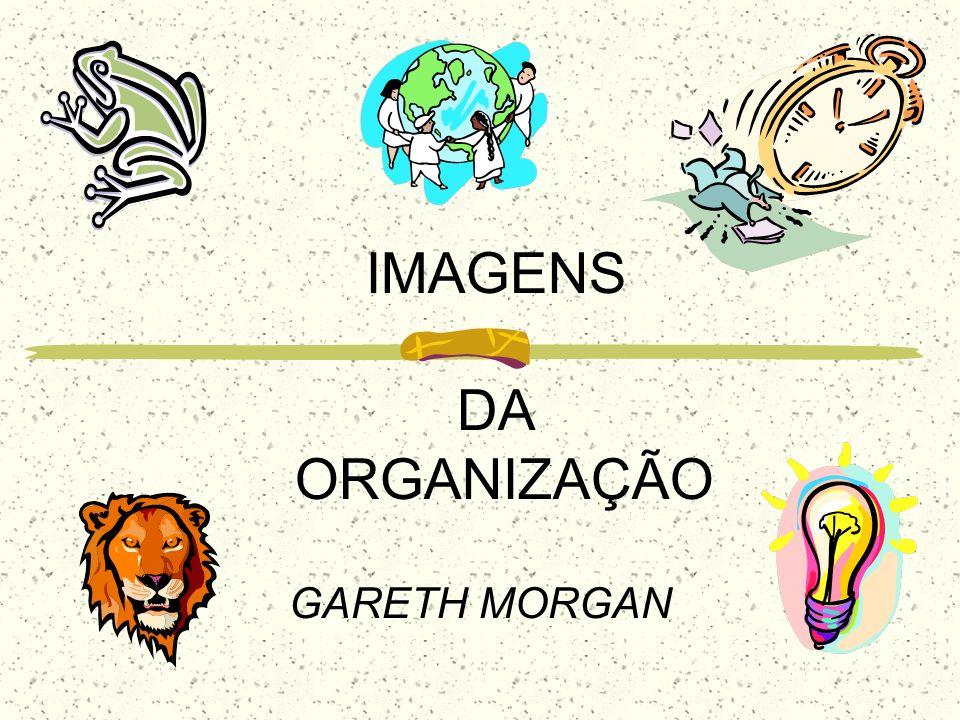 IMAGENS DA ORGANIZAÇÃO GARETH MORGAN