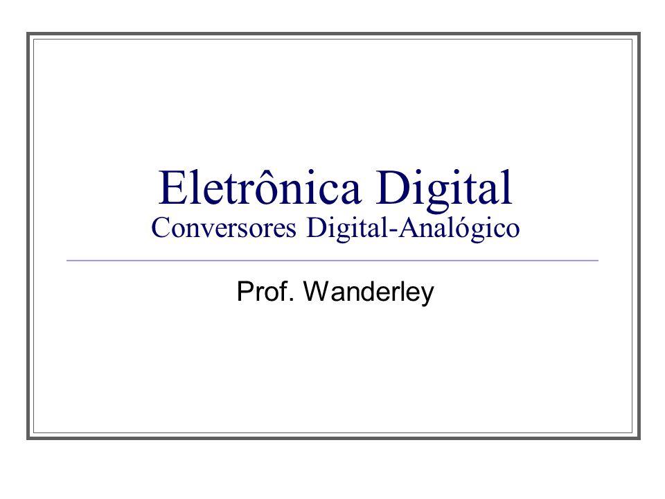 Introdução Definição: Analógica é toda variação contínua de uma variável.