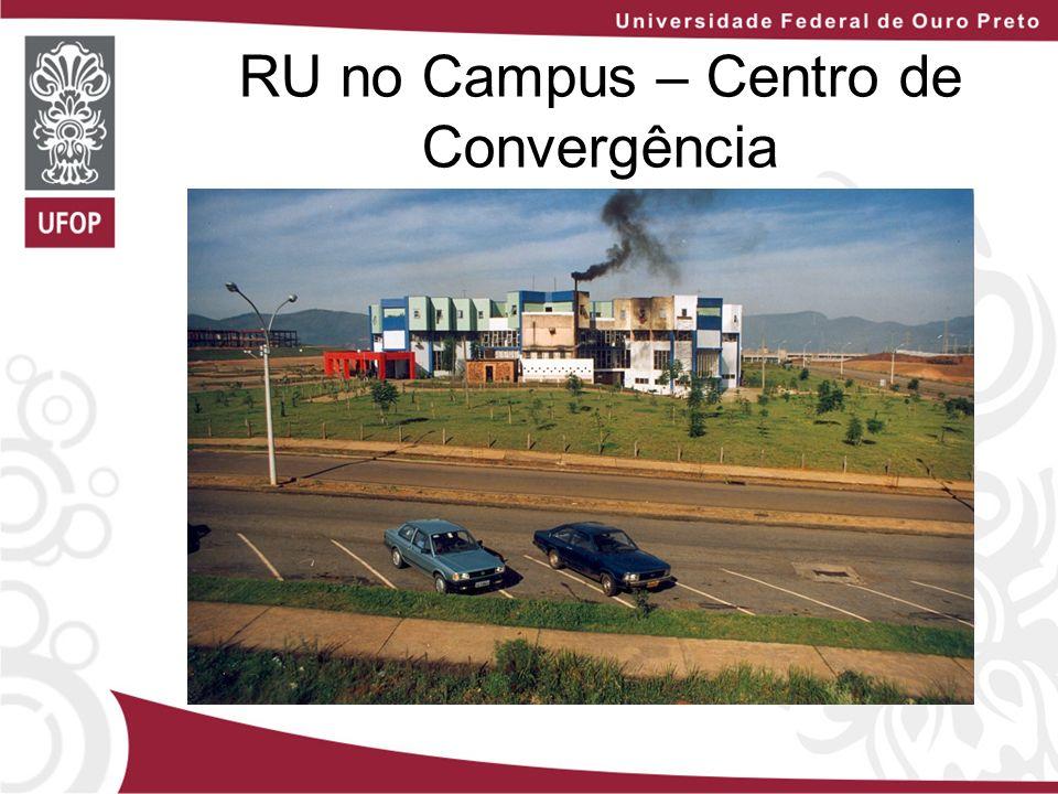 RU no Campus – Centro de Convergência