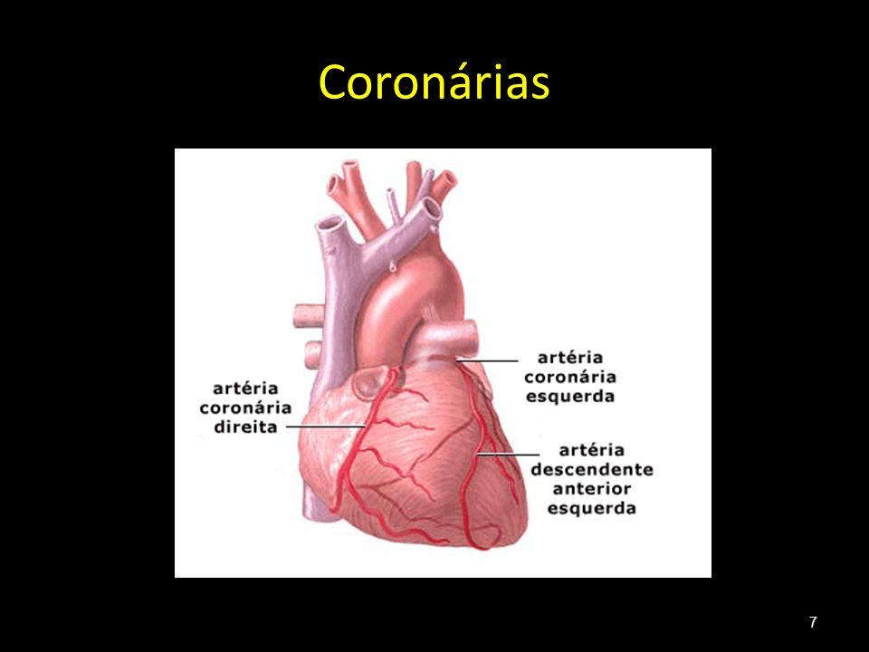 Circulação no coração Tipos de circulação: Venosa: - sangue rico em CO2 - CO2 produzido na respiração celular Arterial: - sangue rico em O2 - O2 vindo dos pulmões Obs.: a hemoglobina das hemácias transporta os gases 8