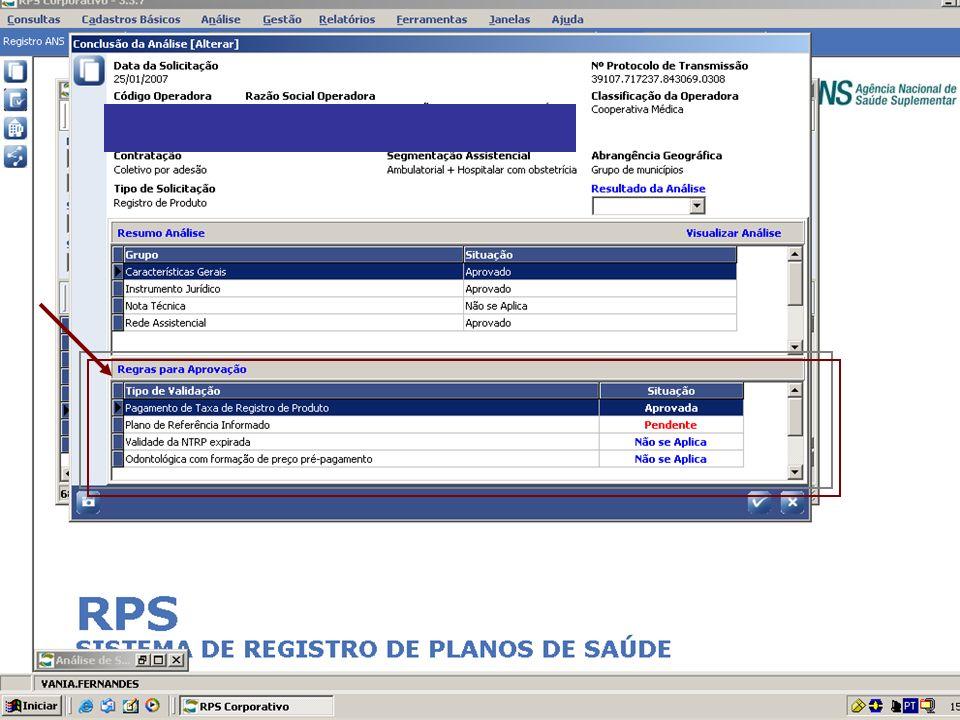 Oficina ANS/DIPRO- A IN Dipro 15/2007 e implicações no registro de produtos - Fevereiro 2008 Conformidade normativa